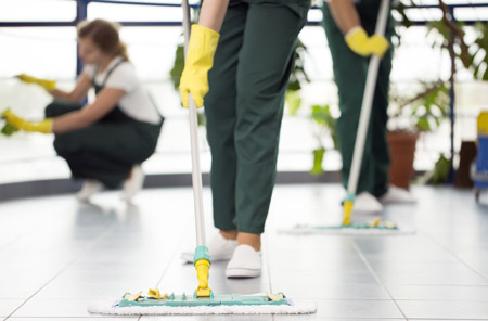 Cleaning Company Portland