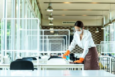 Coronavirus Cleaning Service Battle Ground WA